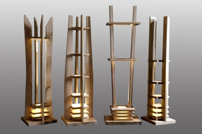 Lampi cu led spot - Produse Cramar Design