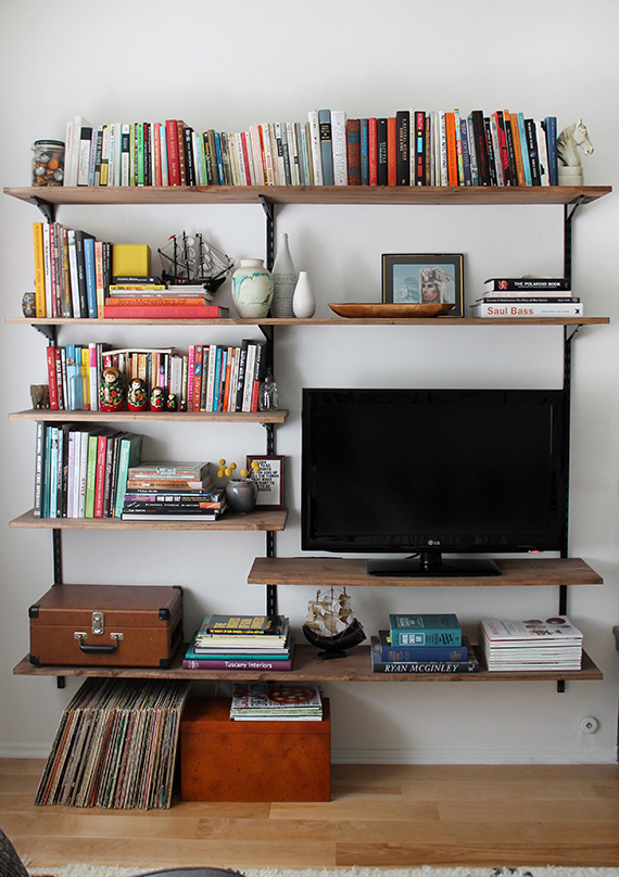 Inspiratie si DIY creeaza-ti singur niste rafturi de perete utile - Inspiratie si DIY creeaza-ti singur