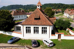 Scoala Evanghelica - Casele de Oaspeti Cincsor - o restaurare excelenta pentru turismul autentic