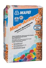 Tencuiala macroporoasa de asanare a zidariilor - MAPE-ANTIQUE CC - Mortare de zidarie