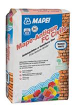 Tencuiala fina, permeabila, pentru zidarii umede - Mape-Antique FC CIVILE - Mortare de zidarie