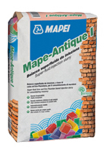 Liant hidraulic filerizat, superfluid, pentru consolidari prin injectare - Mape-Antique I - Mortare de zidarie