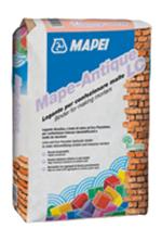 Liant hidraulic fara ciment pentru prepararea mortarelor de asanare - Mape-Antique LC - Mortare de zidarie