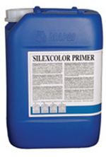 Grund de profunzime, permeabil - Silexcolor Primer - Mortare de zidarie