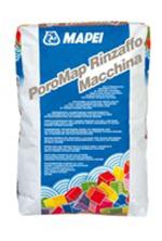 Mortare de asanare pe baza de ciment  - PoroMap Rinzaffo Macchina - Mortare de zidarie