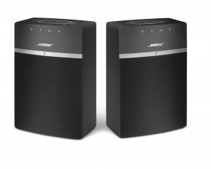 Special Pack 2 x Bose SoundTouch 10 WiFi - Boxe WiFi