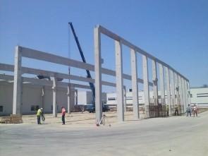 Schiffer Lugoj - Structuri hale prefabricate din beton