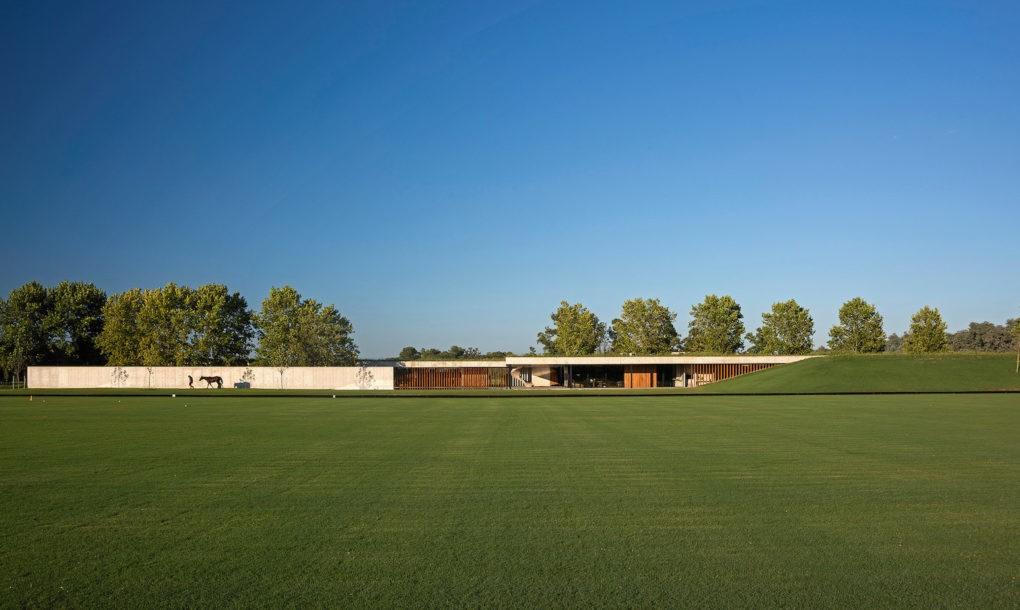 Un acoperiș verde pe care caii pot să pască în liniște - Un acoperiș verde pe care caii pot să pască în liniște