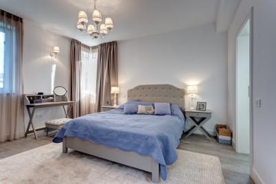 Amenajare dormitor - Pachet Decorare