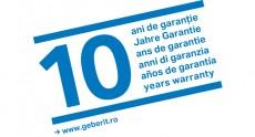 10 ani garantie - Elemente de instalare pentru rezervoare WC