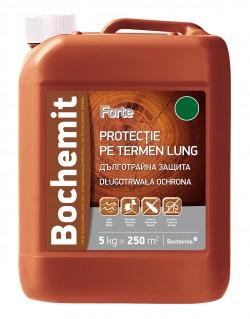 Protectie pe termen lung BOCHEMIT FORTE - 5 kg - Tratamente pentru lemn