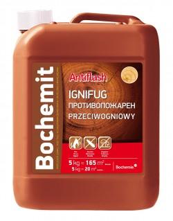 Tratament ignifug BOCHEMIT ANTIFLASH - 5kg - Tratamente pentru lemn