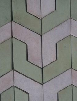 Model pavaj Arrow - Pavele decorative