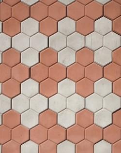 Model pavaj Hexagon - Pavele decorative