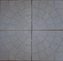 Model pavaj Rond - Pavele decorative