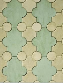 Model pavaj Trefla - Pavele decorative