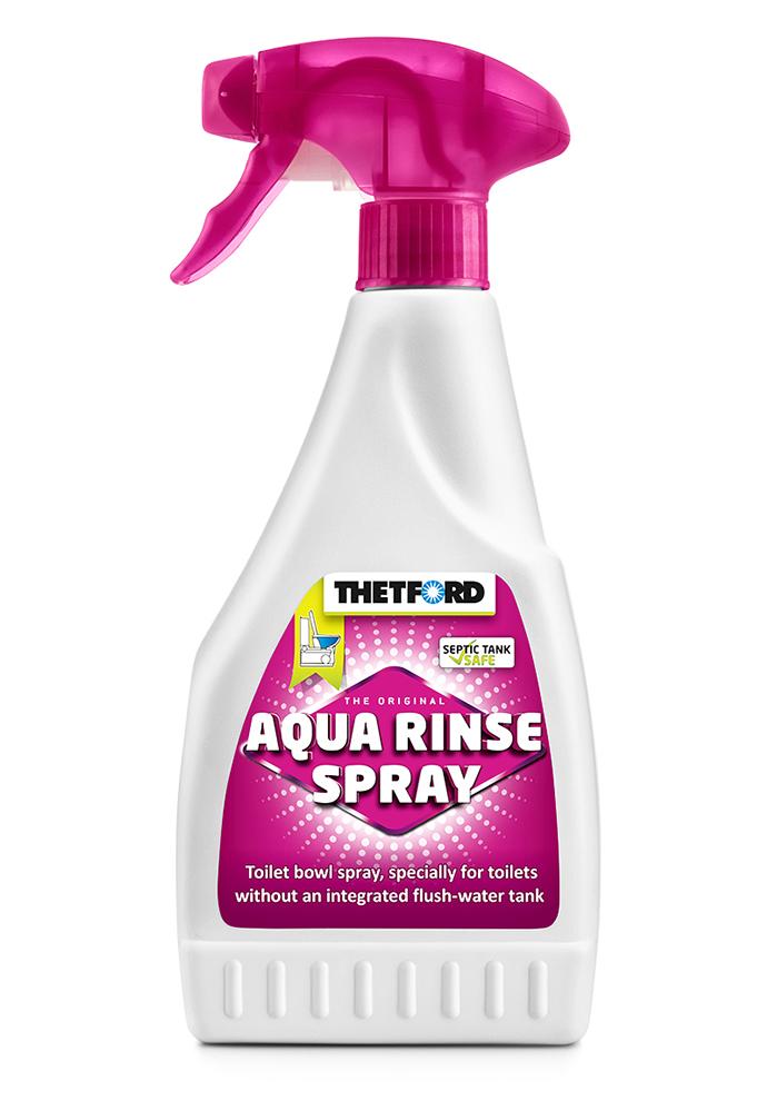 Aqua Rinse Spray - Un nou produs Thetford pentru vasul de toaleta
