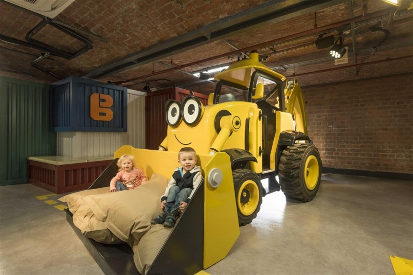Lappset si Mattel creaza Mattel Play! in Liverpool - Lappset si Mattel creaza Mattel Play! in