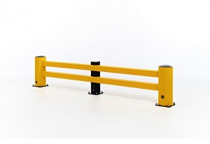 Capat de raft RE cu suport - Protectii rafturi