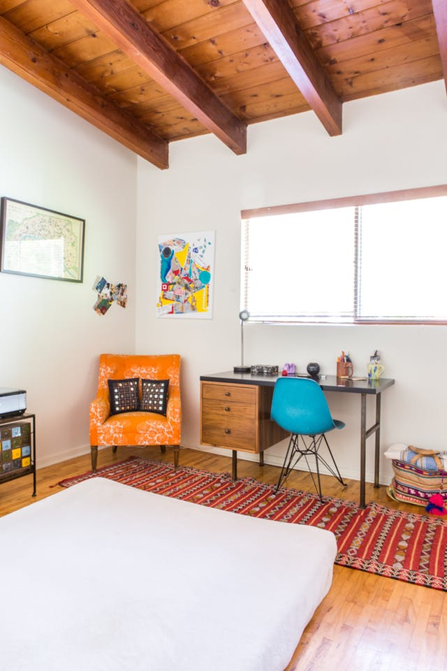 8 dormitoare cu spatii de lucru si design reusit - 8 dormitoare cu spații de lucru