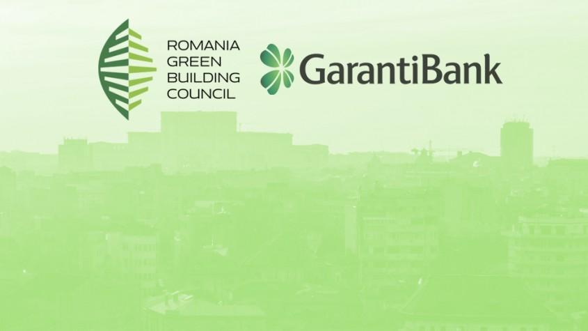 Garanti Bank - RoGBC - Garanti Bank se alătură membrilor Romania Green Building Council