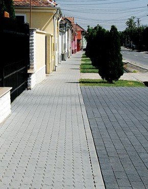 Pavaj rezidential Standard FRUNZA F1 - Pavaj rezidential Standard