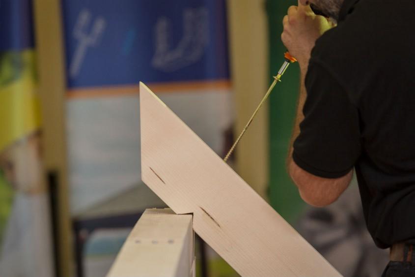 SPAX - ENC Cheile Gradistei 150 - Training Euro Narcis despre calitatea suruburilor Spax