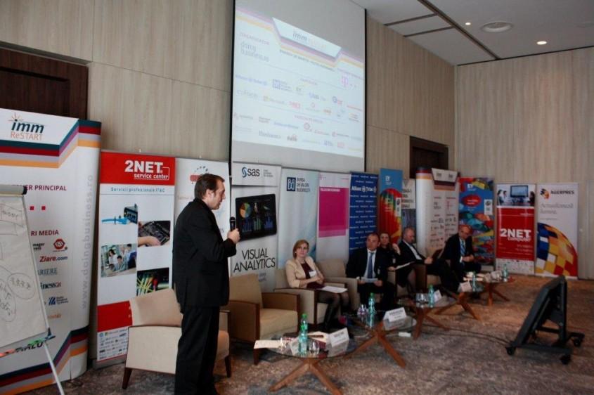 "IMM ReStart la Brasov - ""IMM ReStart"" la Brasov o ocazie pentru antreprenori si manageri de"