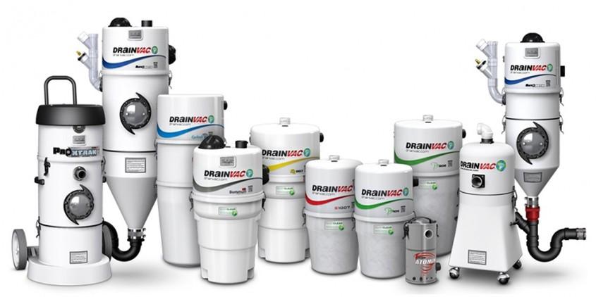 DrainVac revolutioneaza lumea aspiratoarelor centrale - DrainVac revolutioneaza lumea aspiratoarelor centrale!