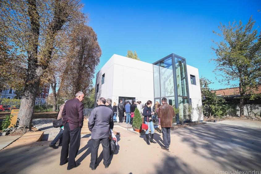 Acum poti vizita EFdeN 4C - Primul Centru de Cercetare a Conditiilor de Confort din Romania