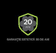 GARANŢIE ESTETICĂ - 20 DE ANI - Garantii Novatik NATURA