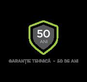 GARANŢIE TEHNICĂ - 50 DE ANI - Garantii Novatik NATURA