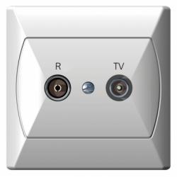 Priza RTV terminala - Aparataj electric akcent