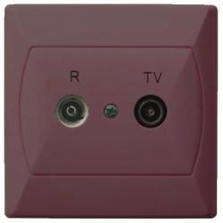 Priza RTV maro - Aparataj electric akcent