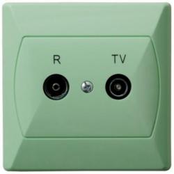 Priza RTV vernil - Aparataj electric akcent