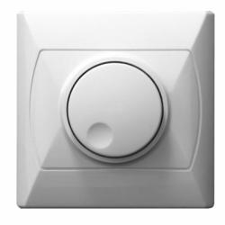 Variator rotativ becuri cu incandescenta - Aparataj electric akcent