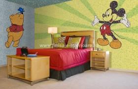 "Tapet lichid Silk Plaster folosit la decorarea camerelor pentru copii 3 - ""Silk Plaster"" folosit la decorarea camerelor pentru copii"