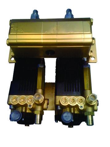 Pompa Neron HWD - NERON - pompe pentru spalare cu presiune