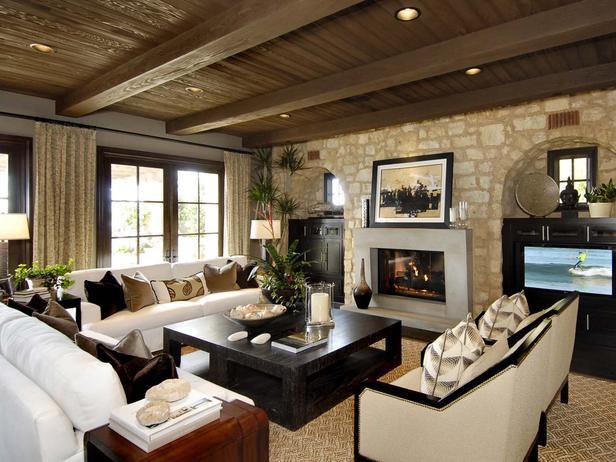 Aveti o camera cu pereti inalti? Decorati-va tavanul! - Elemente arhitecturale
