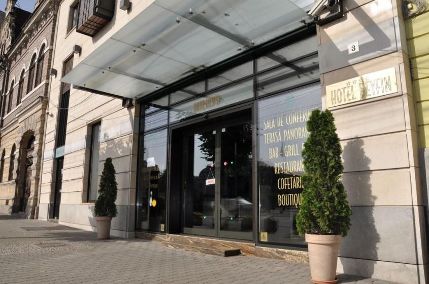 Parcari pentru hoteluri - Parkomatic Laud - Landscape Architecture and Urban Design Expo Conference