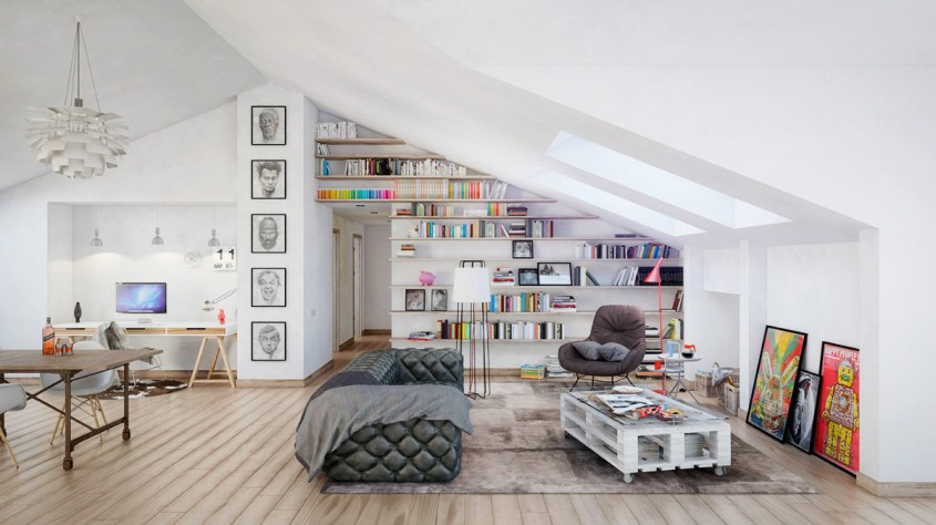 Amenajarea unei biblioteci Idei pentru iubitorii de cărți - Amenajarea unei biblioteci Idei pentru iubitorii de