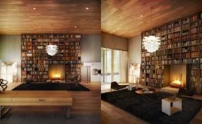 Amenajarea unei biblioteci. Idei pentru iubitorii de cărți - Amenajarea unei biblioteci. Idei pentru iubitorii de cărți