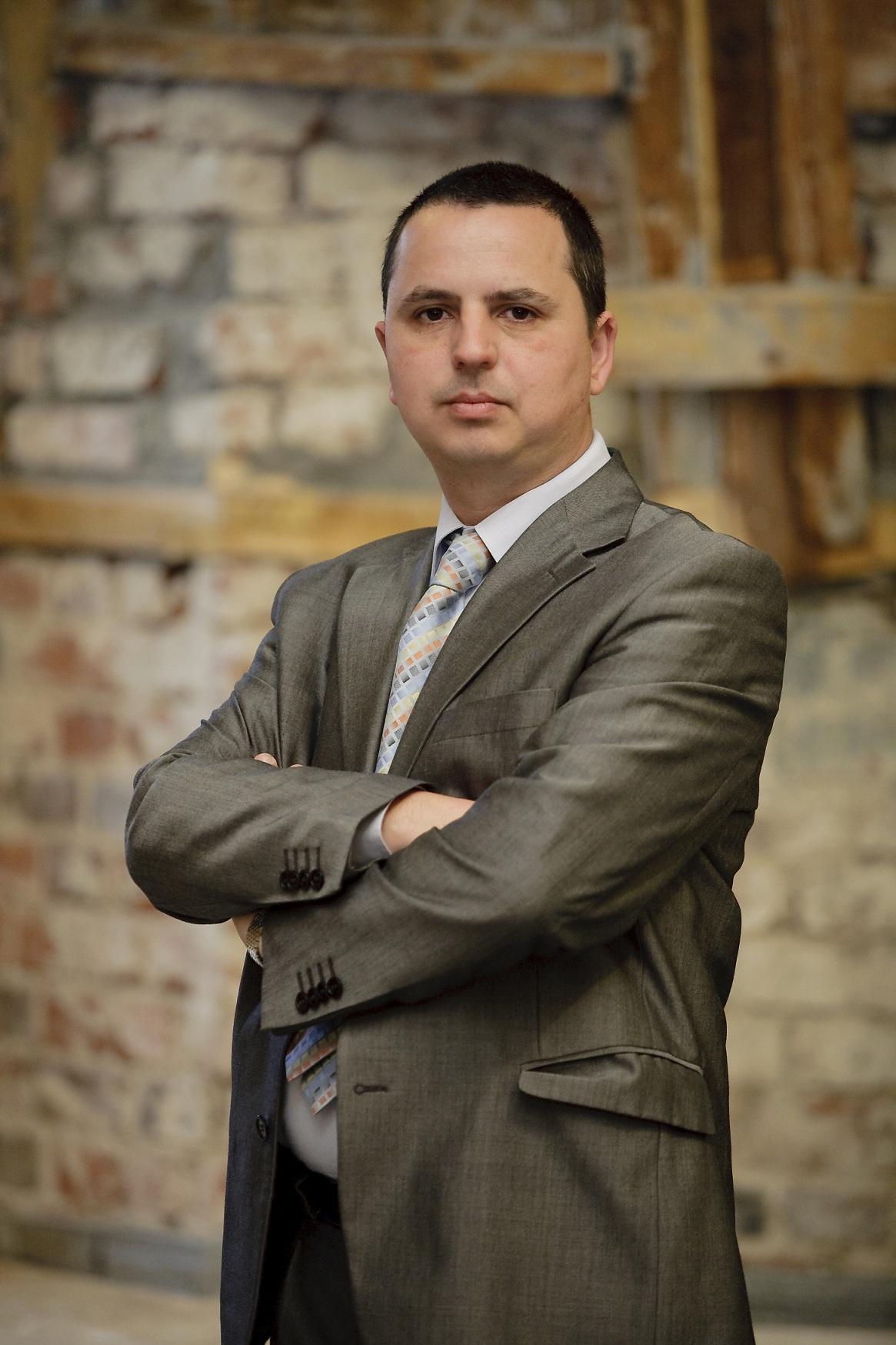 Dan Mircescu Director General Final Distribution - Final Distribution lider pe piata invelitorilor metalice cu acoperire