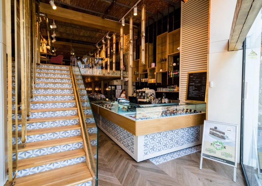 Palmiye Cakes&Cafe - momente dulci si colorate in Centrul Vechi din Bucuresti - Palmiye Cakes &