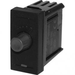 Variator de lumina negru - Aparataj electric esperia