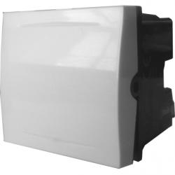 Intrerupator clapa 2 module, 16A, alb - Aparataj electric esperia