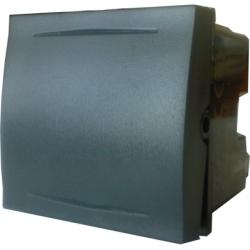 Intrerupator clapa 2 module, 16A, negru - Aparataj electric esperia