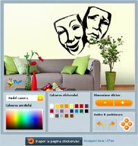 Simulator de stickere decorative BeeStick - simulati si cumparati! - Simulator de stickere decorative BeeStick -