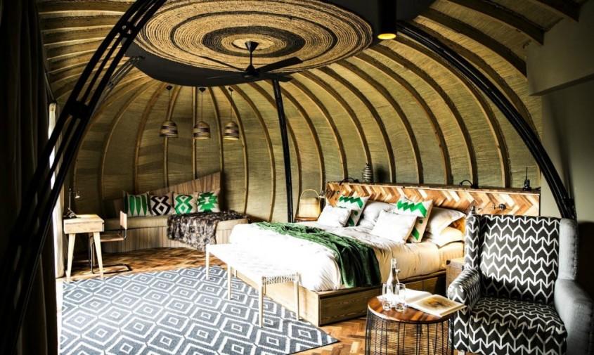 Complexul Bisate Lodge - Ecoturism de înaltă clasă cu vile amplasate în copaci