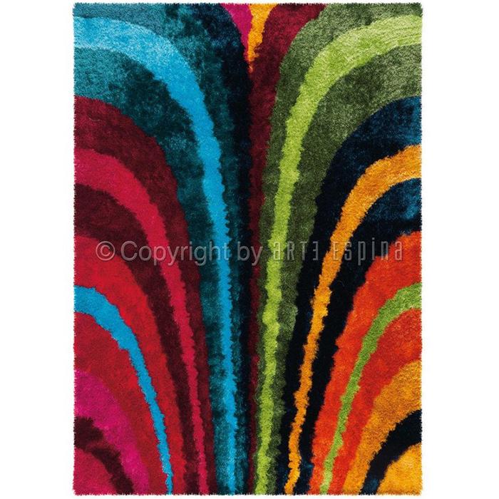 Covor cu fir lung Poliester - Arte Espina Colectia Funky - Luminati dormitorul unui copil